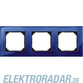 Merten Rahmen Glas 3f.saph/bl 489378