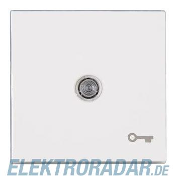"""Kopp 4904.6200.1 Wippe mit Linse und Symbol """"Schlüssel"""", HK07, rw"""