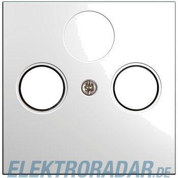 Kopp 4909.2900.5 Kopp Abdeckung für Antennensteckdose TV/RF,HK07,rw