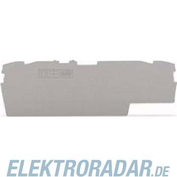 WAGO Kontakttechnik Abschluss-u.Zwischenplatte 2002-1891