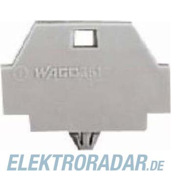 WAGO Kontakttechnik Abschlußplatte 262-371