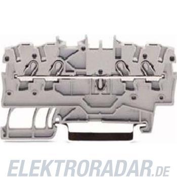 WAGO Kontakttechnik Klemme 1,0 qmm 2000-1405