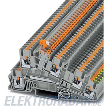 Phoenix Contact Dreistockklemme PITI 2,5-PE/L/LTB