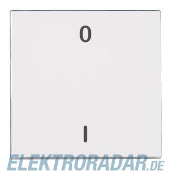 Kopp 4919.2900.6 Kopp Flächenwippe mit O-I Aufdruck, HK07, reinweiß