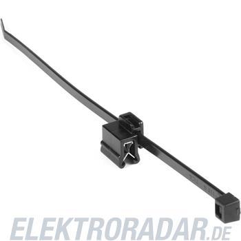 HellermannTyton Befestigungsbinder T50ROSEC5B-MC5-BK-D1