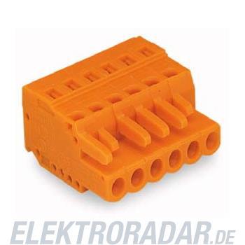 WAGO Kontakttechnik Federleiste 231-310/026-000