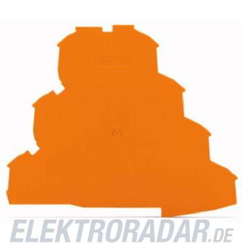 WAGO Kontakttechnik Abschlußplatte 2002-4192