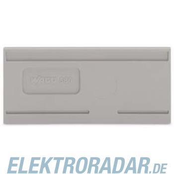 WAGO Kontakttechnik Trennwand 880-326