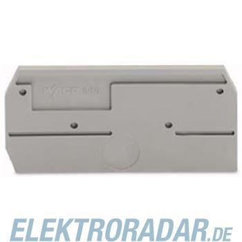 WAGO Kontakttechnik Abschlussplatte 880-325