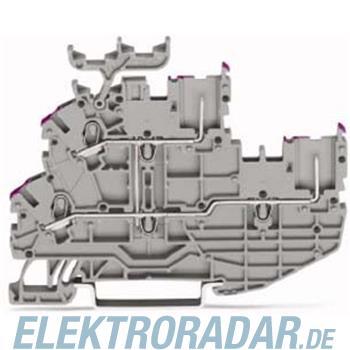 WAGO Kontakttechnik Durchgangsklemme 2020-2208