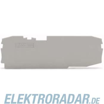 WAGO Kontakttechnik Abschluß/Zwischenplatte 2006-1691
