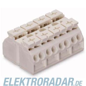 WAGO Kontakttechnik 4L-Gerätanschlussklemme 862-694