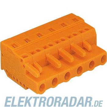 WAGO Kontakttechnik Federleiste 231-710/026-000