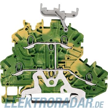 WAGO Kontakttechnik Doppelstockklemme 2000-2207