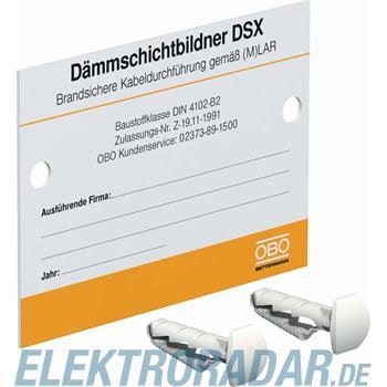 OBO Bettermann Kennzeichnungsschild KS-LAR DE