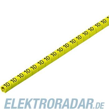 Weidmüller Leitermarkierer CLI C1-6 GE/SW 10 CD