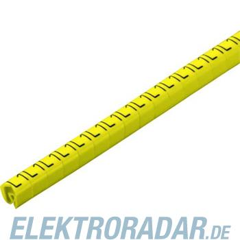 Weidmüller Leitermarkierer CLI C2-6 GE/SW L1 CD