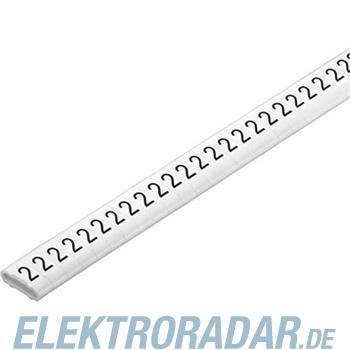 Weidmüller Kabelmarkierer CLI M 2-4 WS/SW 8 CD
