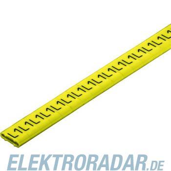 Weidmüller Kabelmarkierer CLI M2-6 GE/SW L1 CD