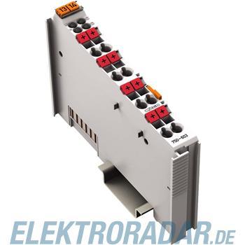 WAGO Kontakttechnik Potentialklemme 750-603