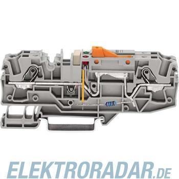 WAGO Kontakttechnik Erdleiter-Trennklemme 2006-1671/1000-848