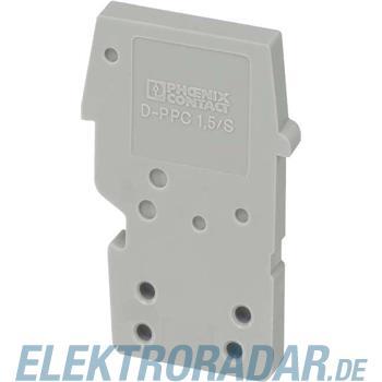 Phoenix Contact Deckel D-PPC 1,5/S