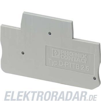 Phoenix Contact Deckel D-PTTB 1,5/S/2P