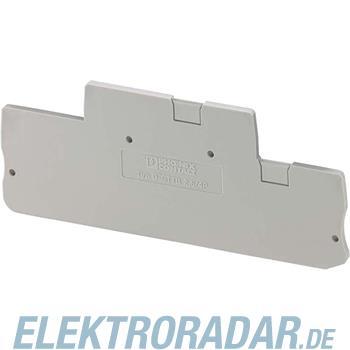 Phoenix Contact Abschlussdeckel D-STTB 2,5/4P