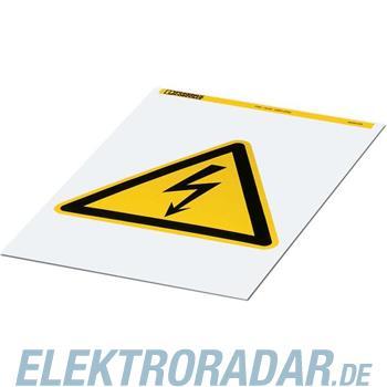 Phoenix Contact Warnschild PML-W101 (200X200)