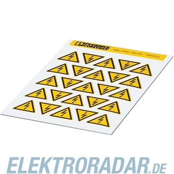 Phoenix Contact Warnschild PML-W101 (25X25)