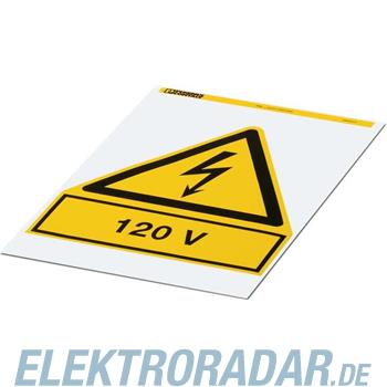 Phoenix Contact Warnschild PML-W204 (200X200)