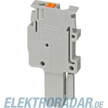 Phoenix Contact Stecker PP-H 1,5/S/1-L