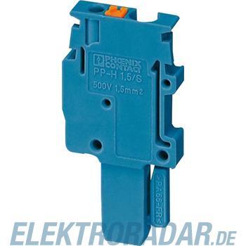Phoenix Contact Stecker PP-H 1,5/S/1-R BU