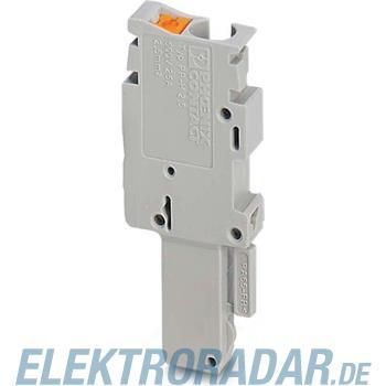 Phoenix Contact Stecker PP-H 1,5/S/1-R GNYE