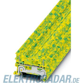 Phoenix Contact Schutzleiter-Reihenklemme PT 1,5/S/2P-PE