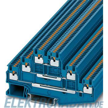 Phoenix Contact Mehrstock-Klemme PT 1,5/S-3L BU