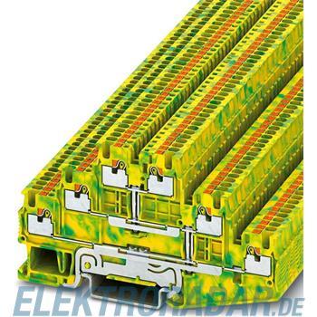 Phoenix Contact Schutzleiter-Reihenklemme PT 1,5/S-3PE