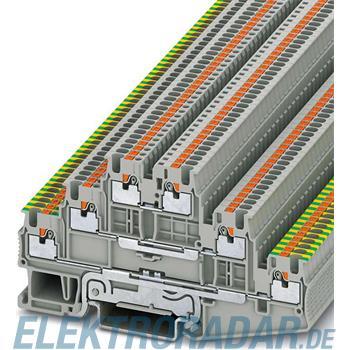 Phoenix Contact Mehrstock-Klemme PT 1,5/S-PE/L/L