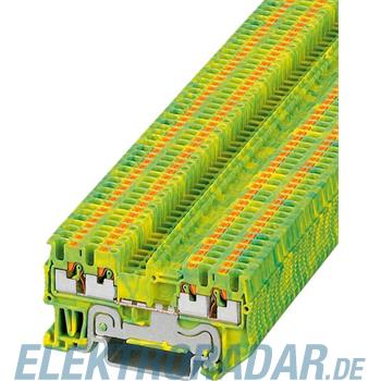 Phoenix Contact Schutzleiter-Reihenklemme PT 1,5/S-QUATTRO-PE