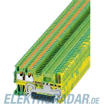 Phoenix Contact Schutzleiter-Reihenklemme PT 1,5/S-TWIN/1P-PE