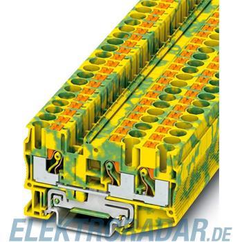 Phoenix Contact Schutzleiter-Reihenklemme PT 6-TWIN-PE