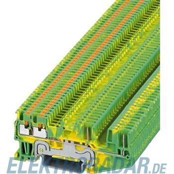 Phoenix Contact Schutzleiter-Reihenklemme PT 1,5/SQUATTRO/2PPE