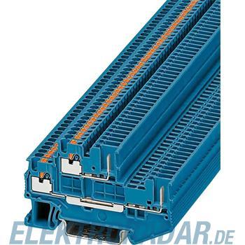 Phoenix Contact Doppelstock-Klemme PTTB 1,5/S/2P BU
