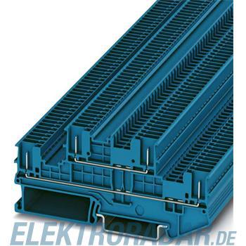 Phoenix Contact Doppelstock-Klemme PTTB 1,5/S/4P BU