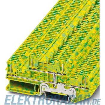 Phoenix Contact Schutzleiter-Reihenklemme PTTB 1,5/S/4P-PE