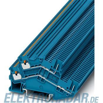 Phoenix Contact Doppelstock-Klemme PTTBS 1,5/S/2P BU