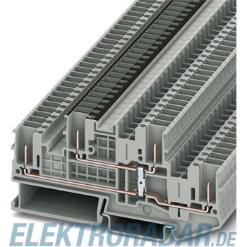 Phoenix Contact Doppelstock-Klemme STTB 2,5/4P-PV