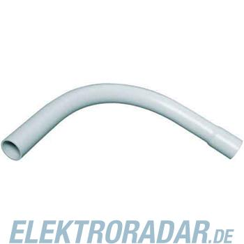 Fränkische Kunststoff-Steckbogen SBSKu-ES-UV 25 grau