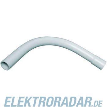 Fränkische Kunststoff-Steckbogen SBSKu-ES-UV 40 grau