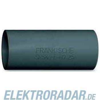 Fränkische Kunststoffsteckmuffe SMSKu-E-UV 16 sw